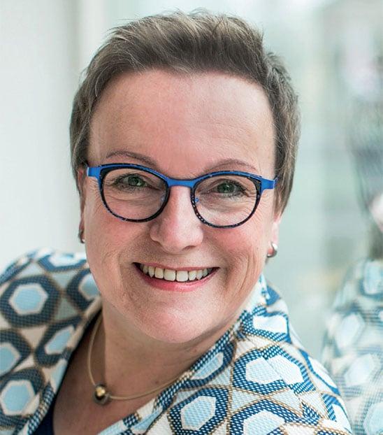 Jacqueline Freriksen - Raadslid Burger Belangen Hengelo