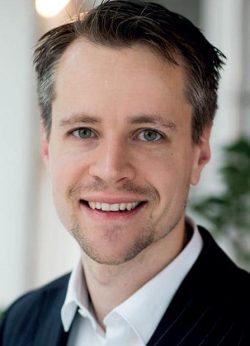 Simon Haverkate, secretaris