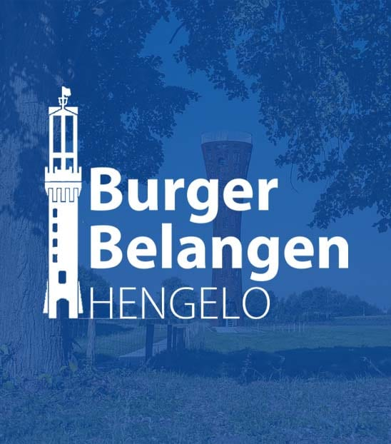 Gaby Mensink, fractieassistent Burger Belangen Hengelo